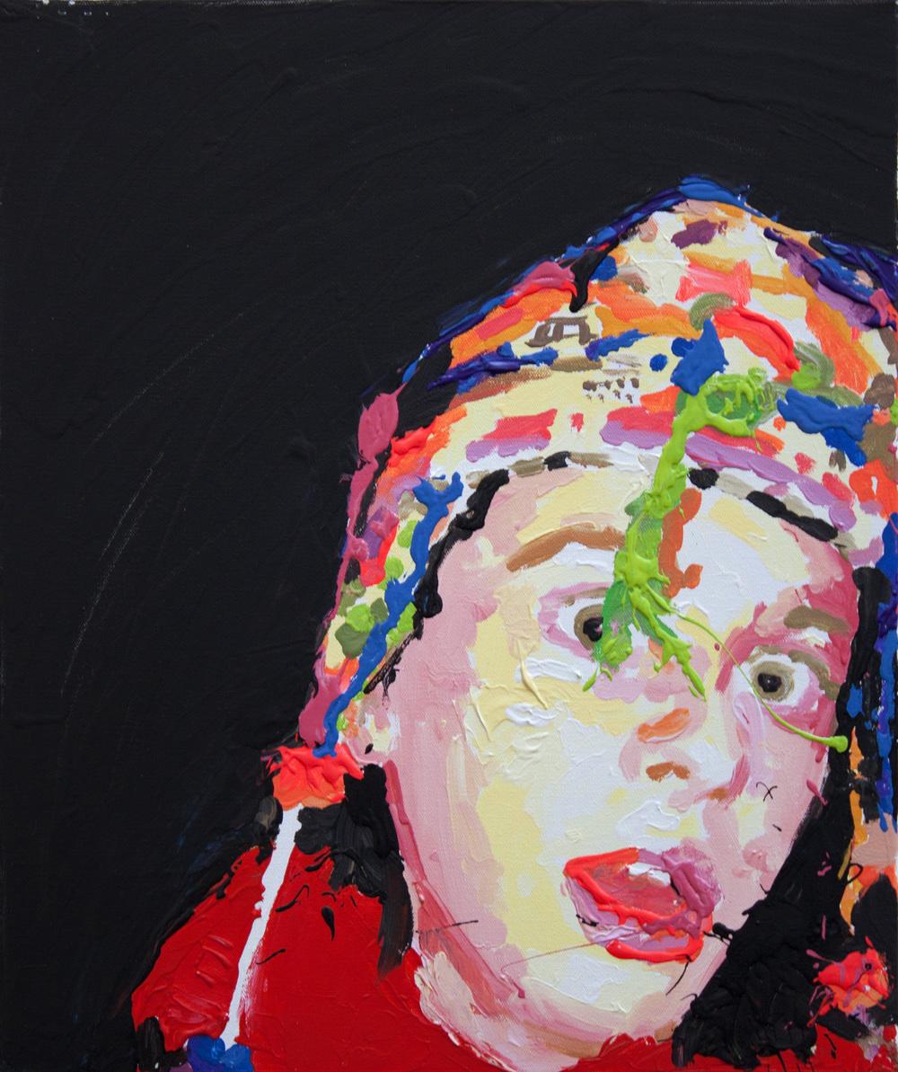 Peinture sud-américaine#2
