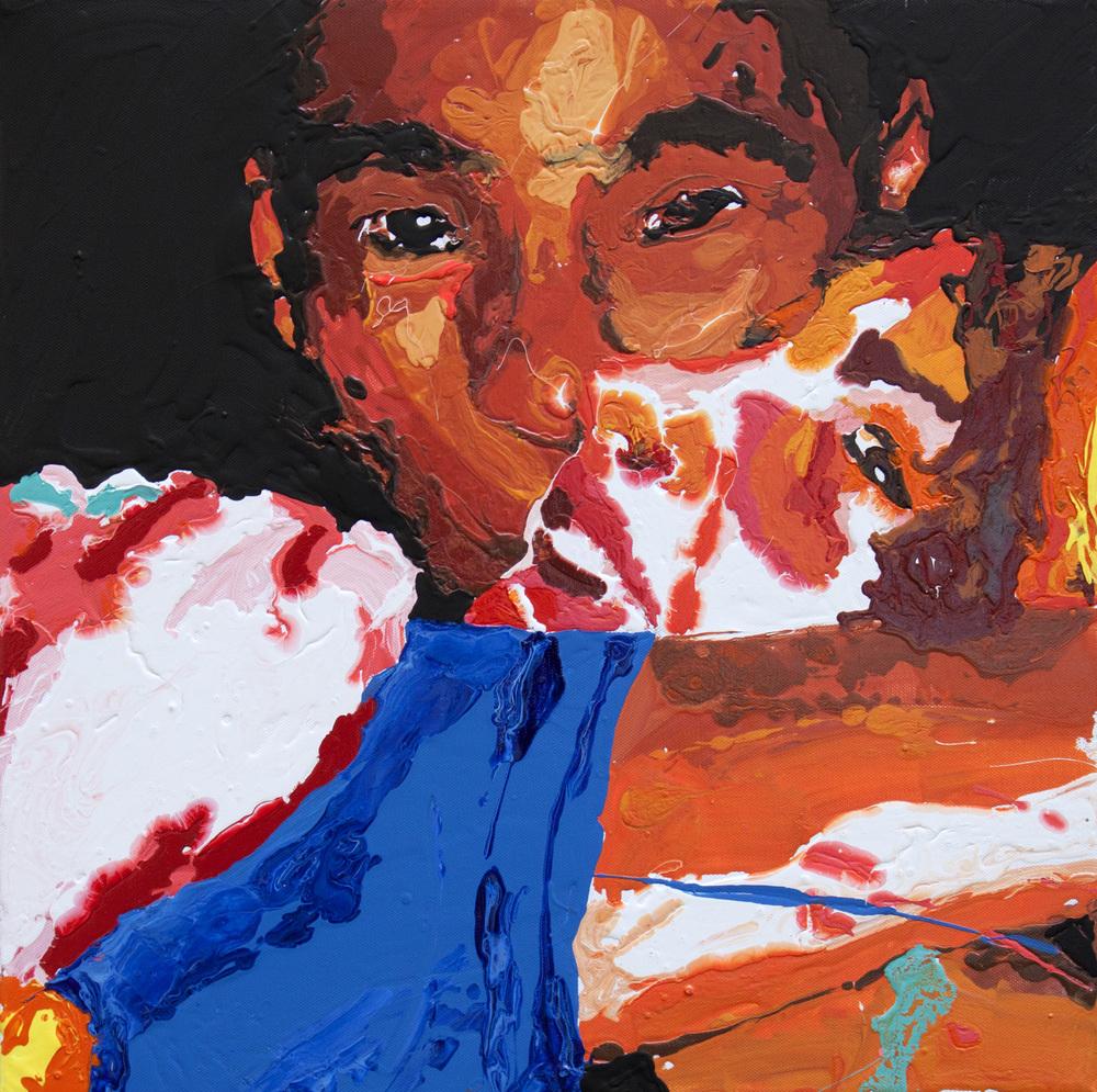 Peinture sud-américaine #4