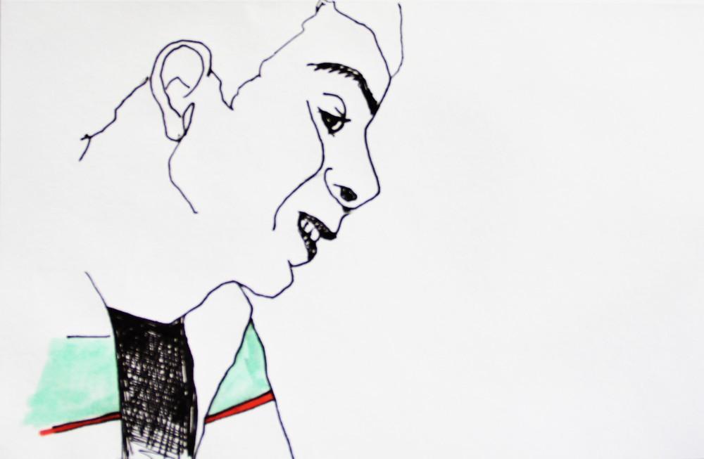 stylo et feutre - carnet 19x14 cm - papier 90g