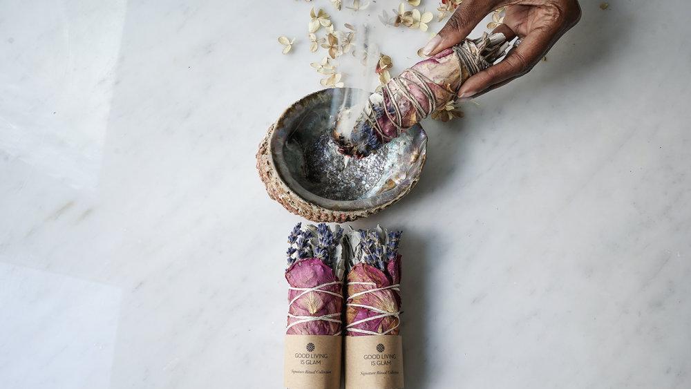 Sage Smudge Sticks Lavender Rose.jpg