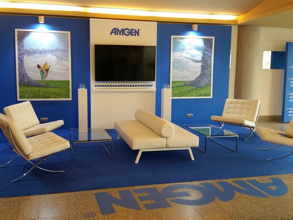 Congreso SEN, Valencia, Spain Client: Amgen