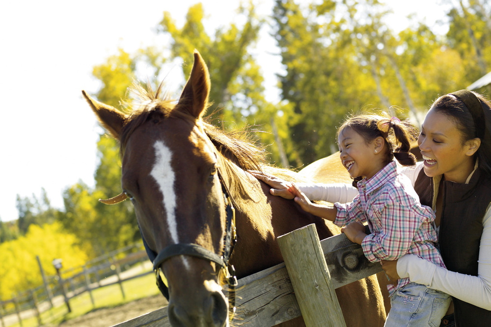 Mother_Daughter_Petting_Horse_Ranch_Colorado.jpg