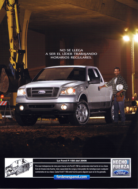 Ford Print Ad