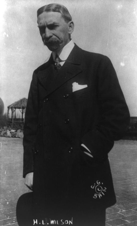 Henry Lane Wilson.
