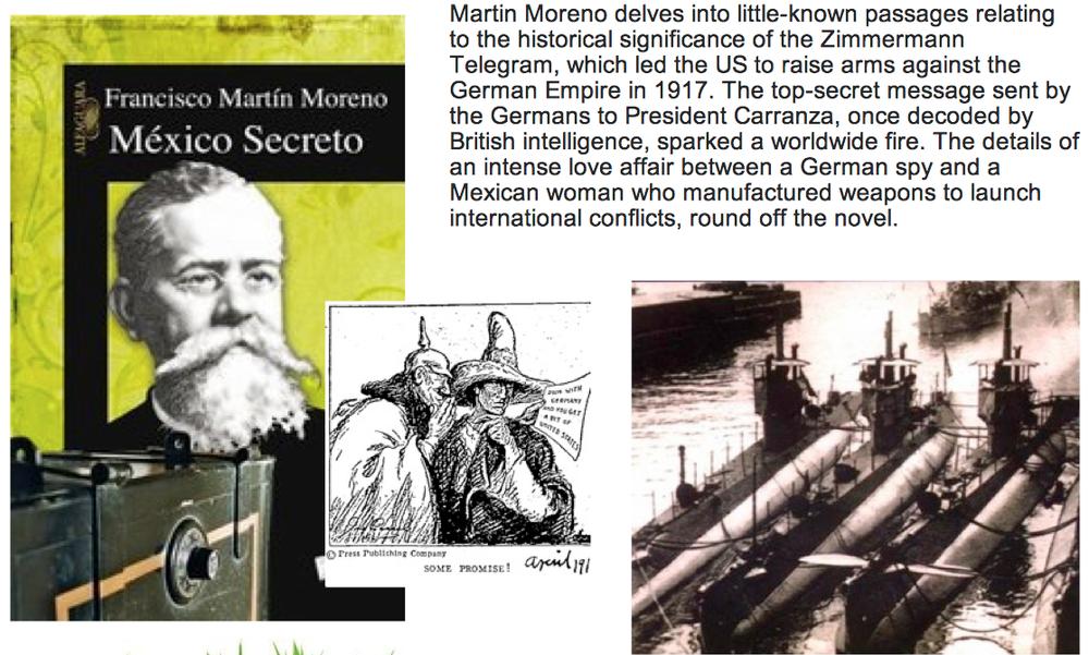 The book. Mexico Secreto.