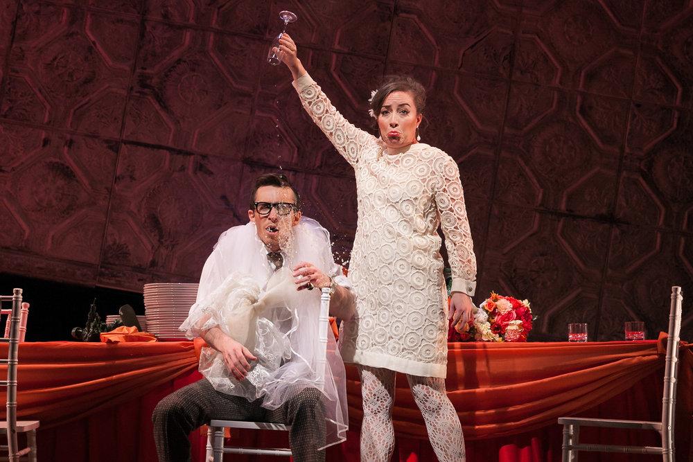 L'elisir d'amore.  Curtis Opera Theatre, 2013.