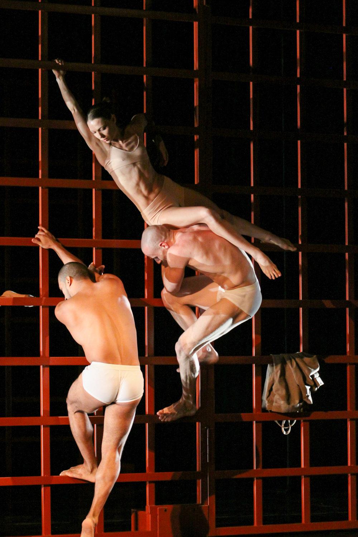 Cedar Lake Contemporary Ballet. Jacob's Pillow Dance Festival, 2009.