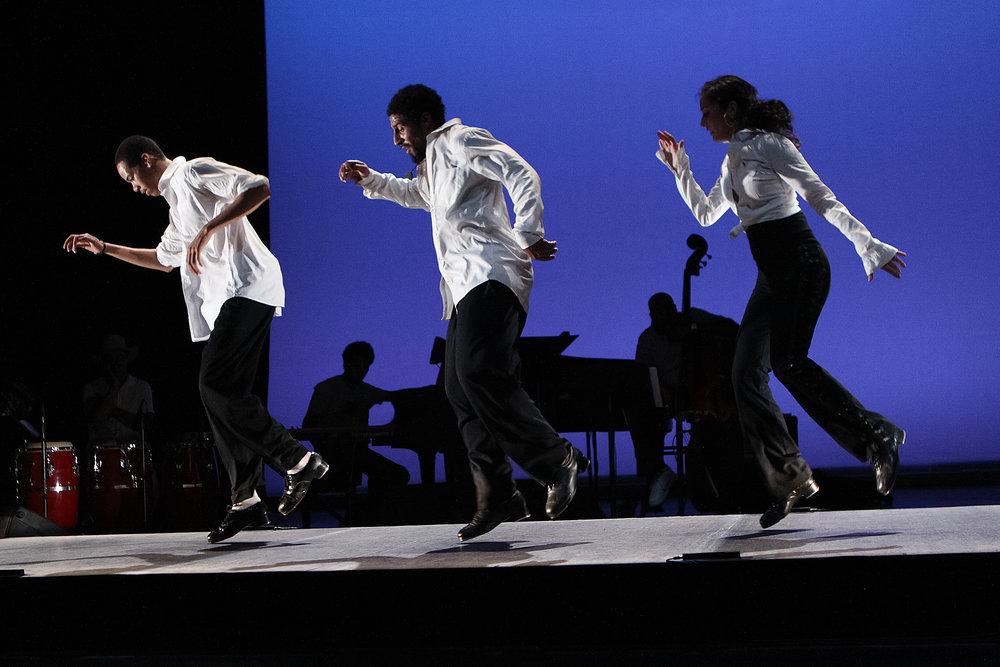 Jason Samuels Smith and A.C.G.I, Jacob's Pillow Dance Festival 2009.