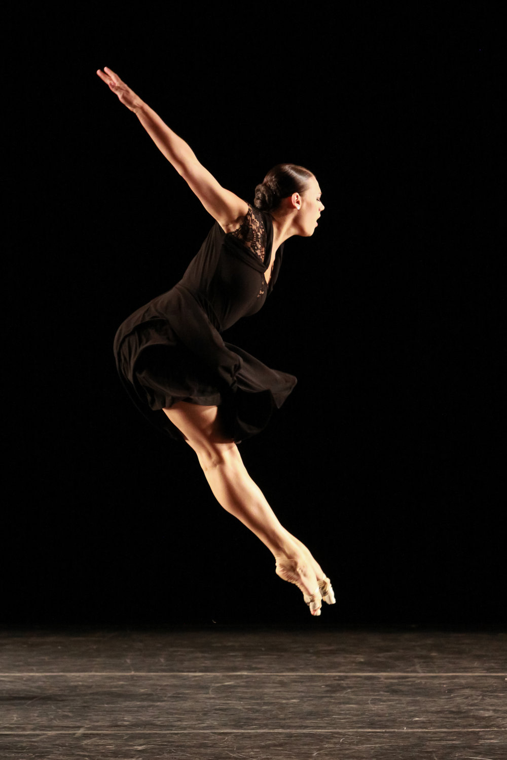 Pacific Northwest Ballet. Jacob's Pillow Dance Festival, 2009.