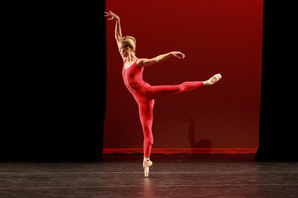 Pacific Northwest Ballet. Jacob's Pillow Dance Festival, 2009.