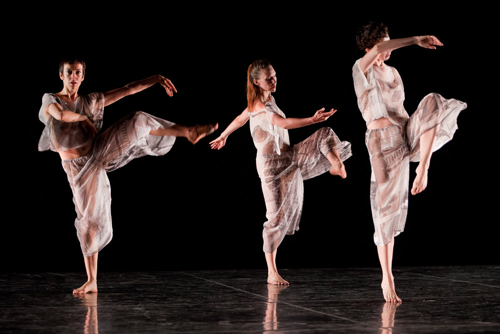 Trisha Brown Dance Company. Jacob's Pillow Dance Festival, 2011.