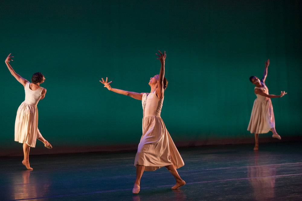 Students of the Peridance Capezio Center perform during the 30th Anniversary Gala.