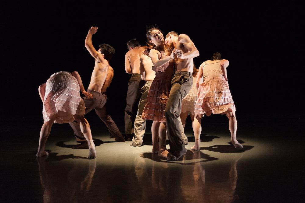 Peridance Contemporary Dance Company spring season, 2013.