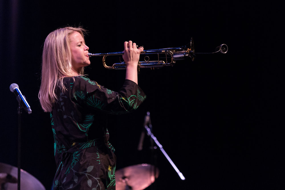 Bria Skonberg.  Presented by The California Center for the Arts, Escondido.
