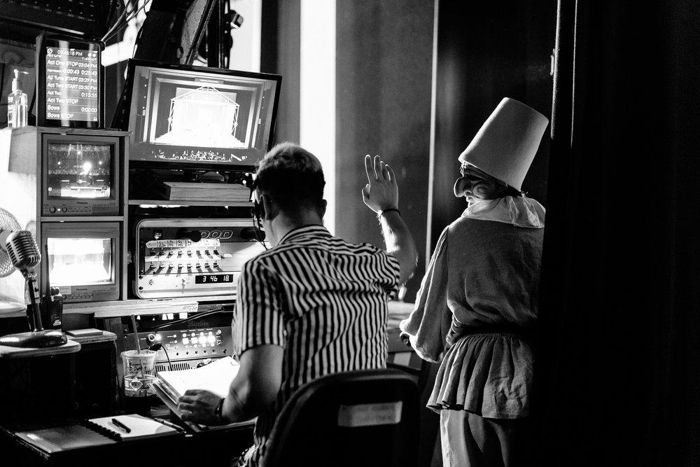 The Barber of Seville . The Glimmerglass Festival, 2018.