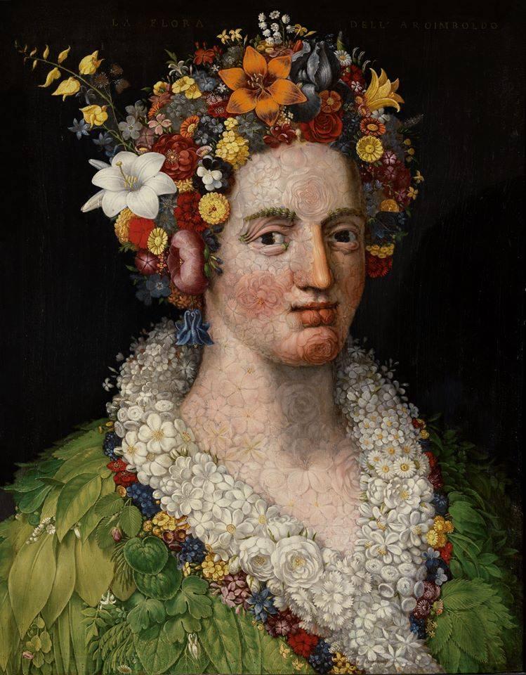 FLORA Giuseppe Arcimboldo 1589 (1364).jpg