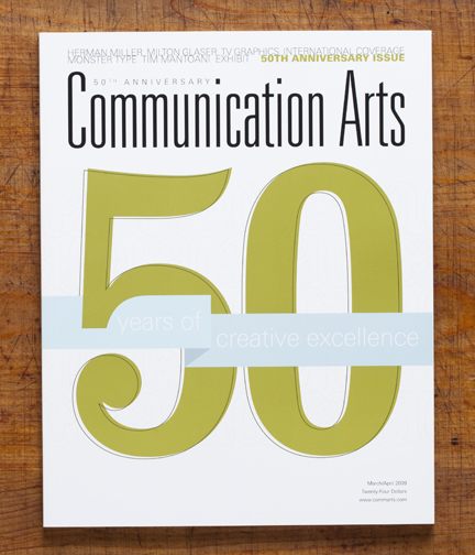 Communication Arts feature