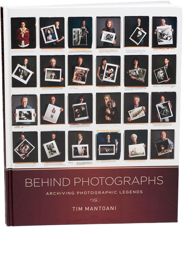 Behind Photographs