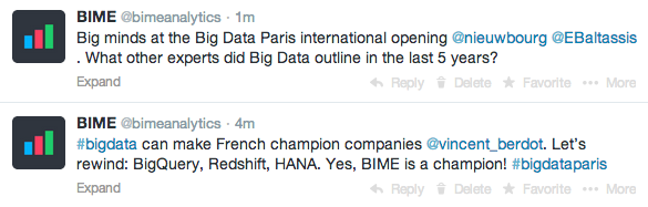 Big Data Paris 2