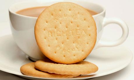 Easy tea biscuit recipes