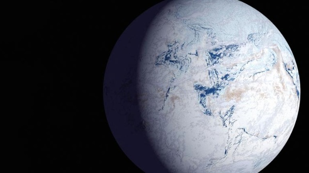 The Story of Snowball Earth    |KNOWABLE & NAUTILUS, March 2019|