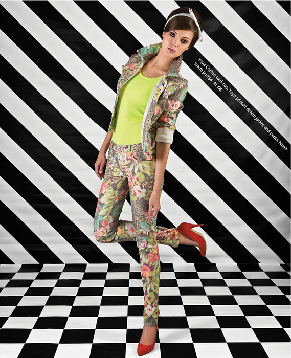 Client: U Magazine / Amman
