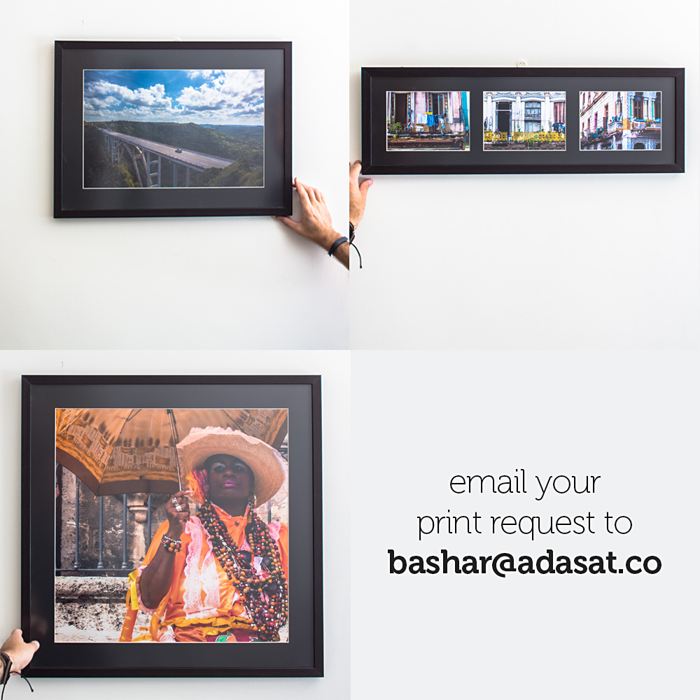 You can purchase any of the images as framed prints for your home or office by emailing me with your request.