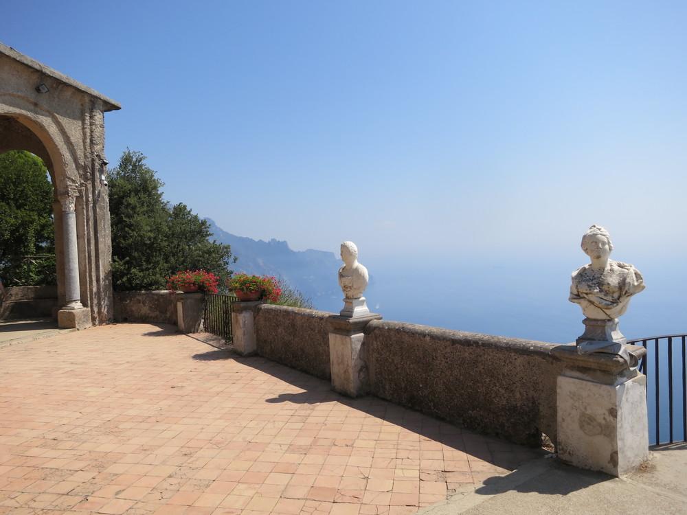 Infinity Terrace @ Villa Cimbrone