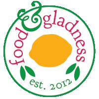 foodandgladness logo 2012