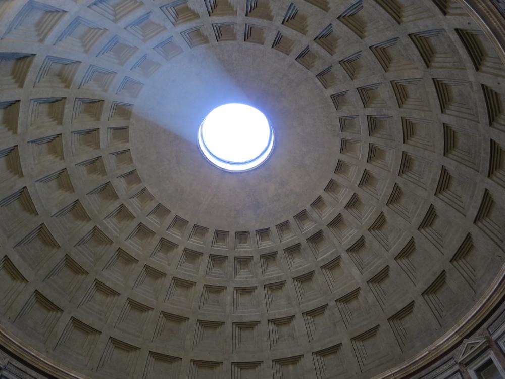 Pantheon- Rome, Italy