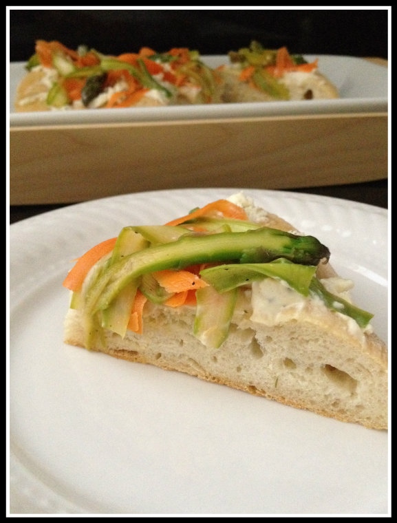 PickledAsparagusCarrotFlatbreadSlice