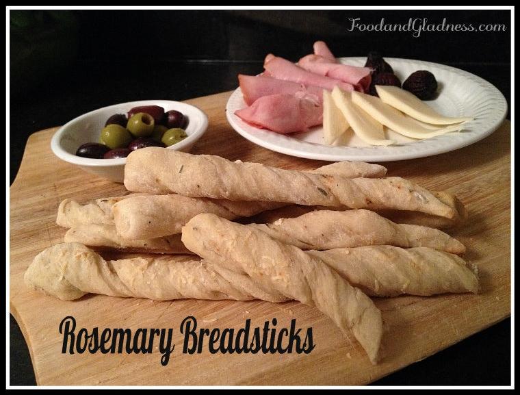 RosemaryBreadsticks