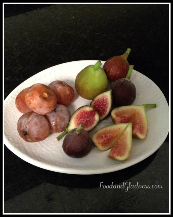 Persimmons and Figs