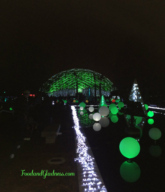 Garden Glow Missouri Botanical Gardens Food and Gladness