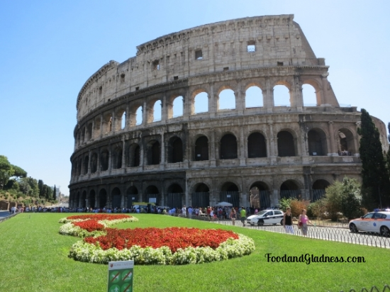 Colosseum- Rome, Italy