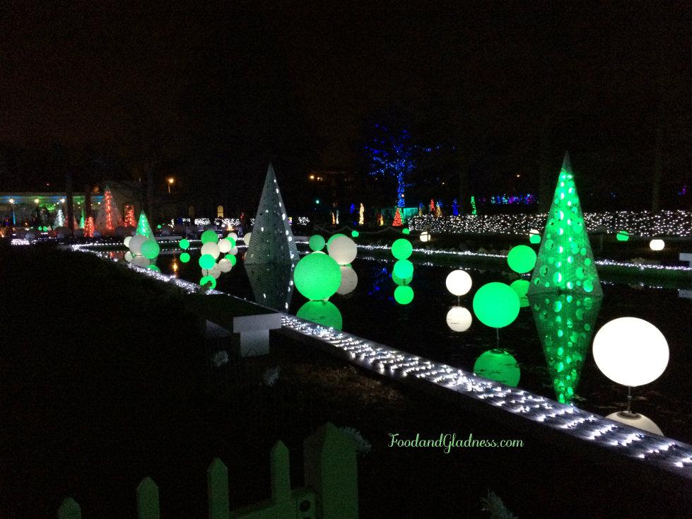 Garden Glow Missouri Botanical Gardens
