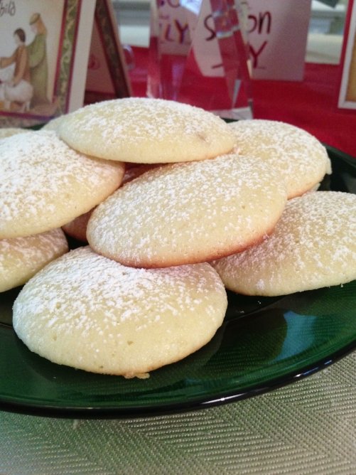 Lemon ricotta cookies-Dec 20,2012