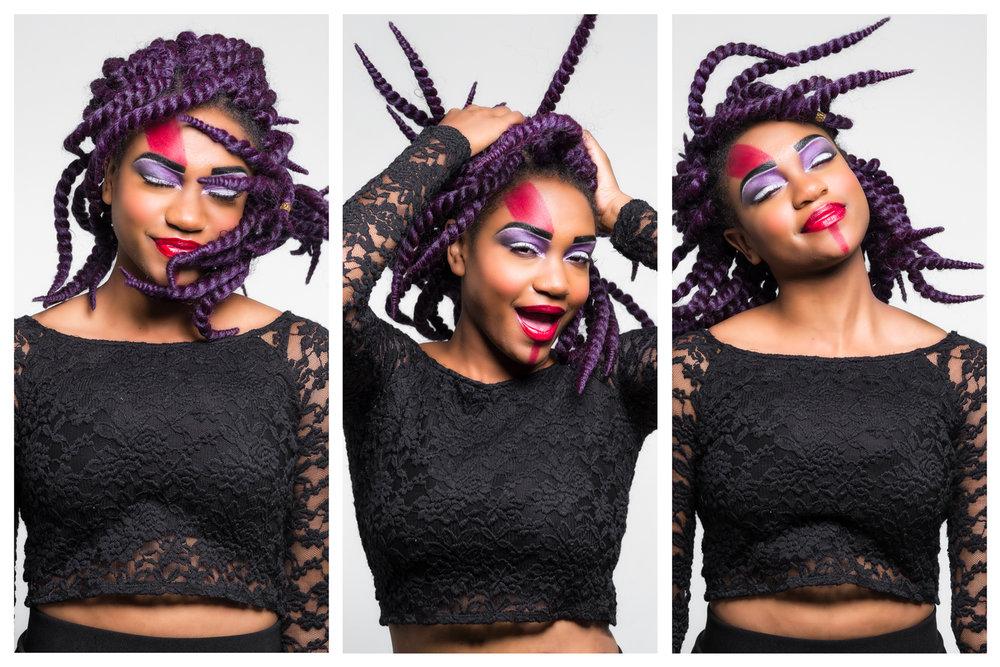 Zakeya Brown / MUA: Rachel Langford