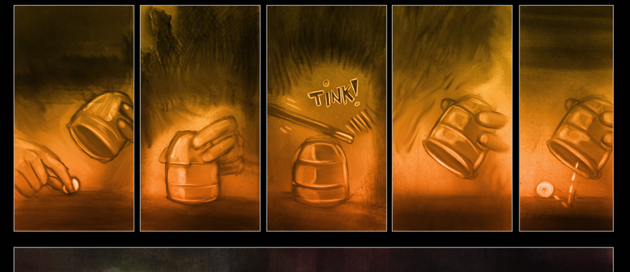 conjurers webcomic preview