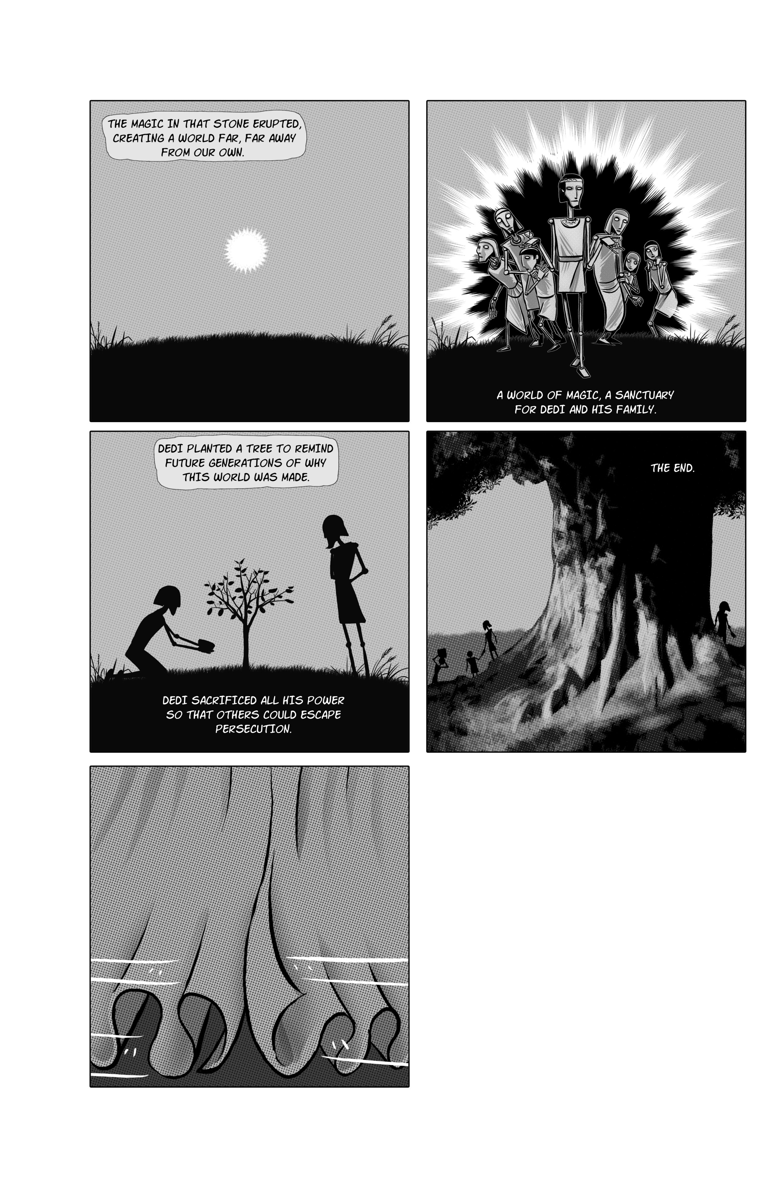 the conjurers book one sample pages