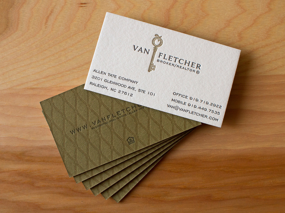 Trio of New Business Cards — the Parklife Blog