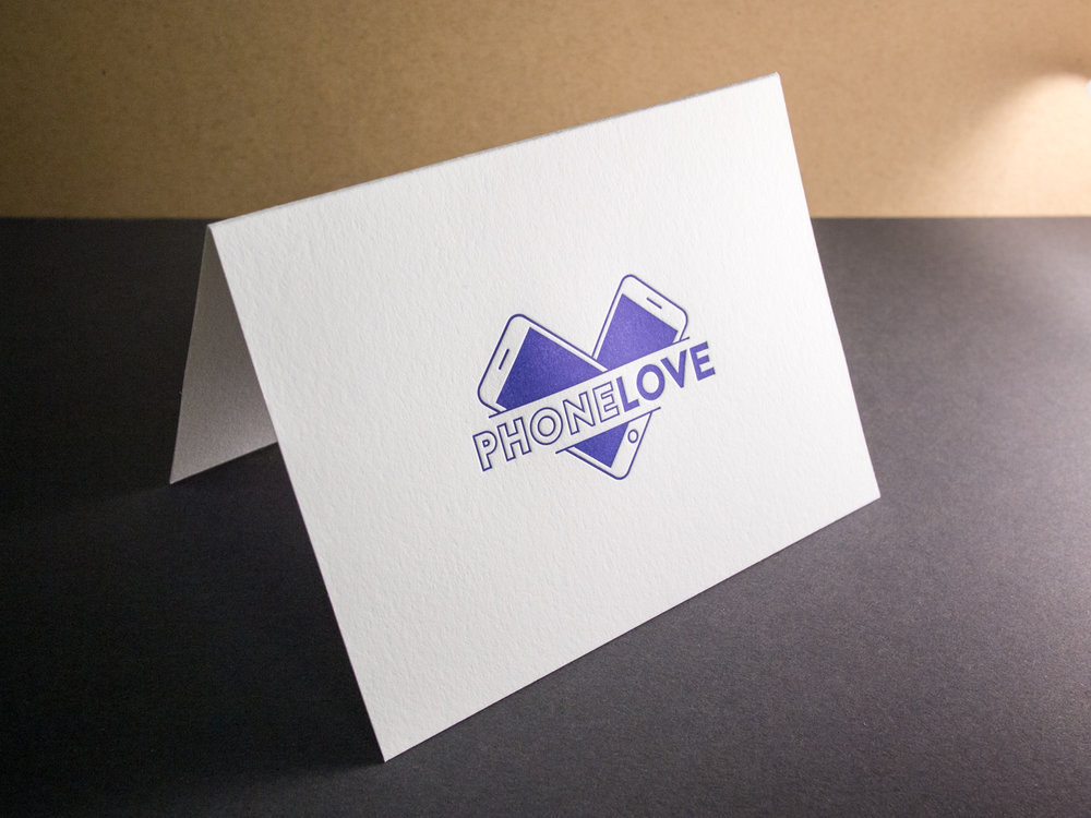 Letterpress Thank You Note