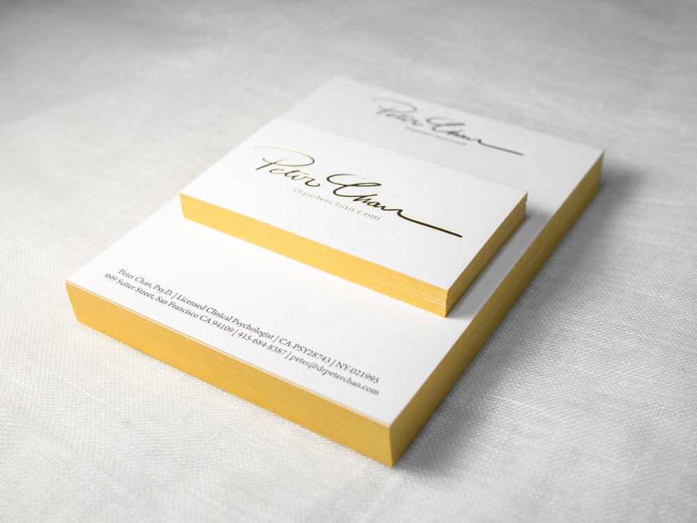 Gold Stationery Sets