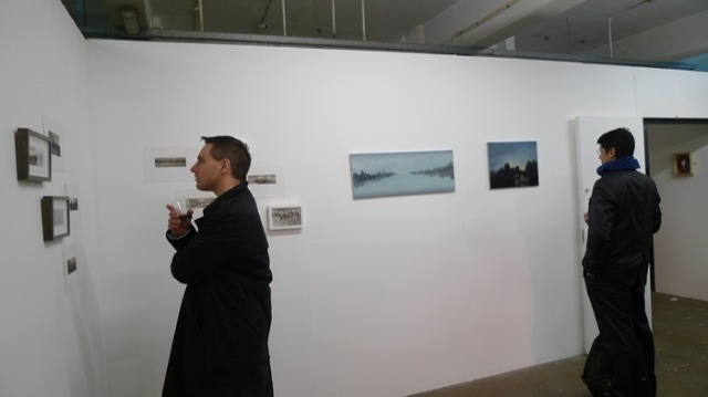 A Spot of Time,  Exhibition photos at dalla Rosa Gallery, 2010