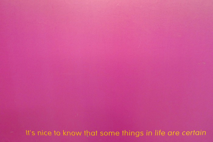 It's nice to know that some things in life are certain pink.JPG
