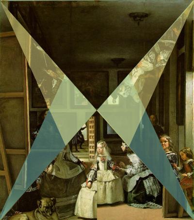Velazquez, Las Meninas, Study1