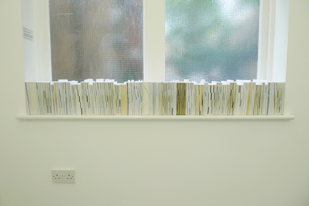 C,Kha.   Passages: Travel Anthology,  2013, Dimensions variable, Exhibited at dalla Rosa Gallery.