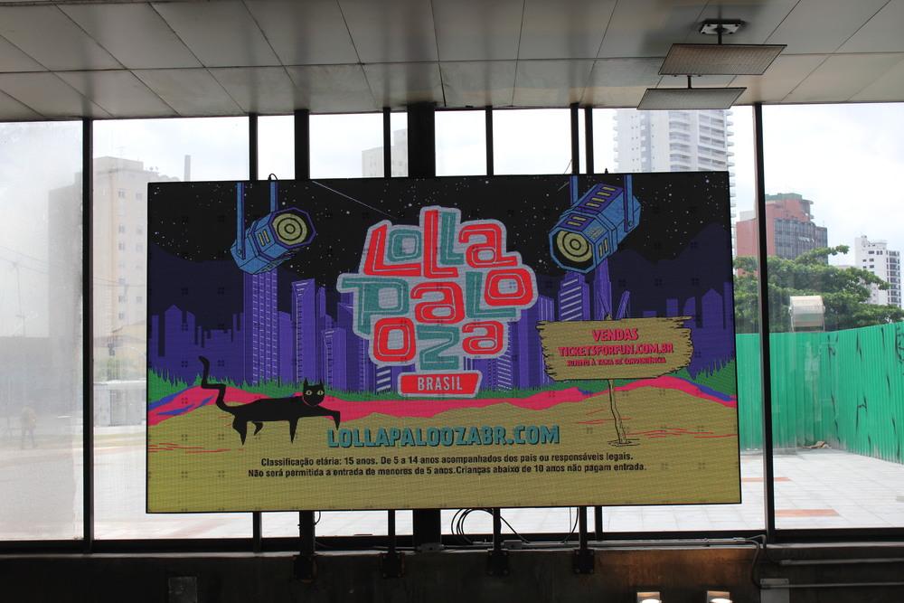O Lollapalooza acontece hoje, em São Paulo. No mesmo festival que tocam grandes bandas de rock, indie e até pop. Também tem um grande espaço para crianças e um palco de eletrônica. Qual é o perfil do festival? Dá para definir? Existe ainda uma segregação de público no Brasil?