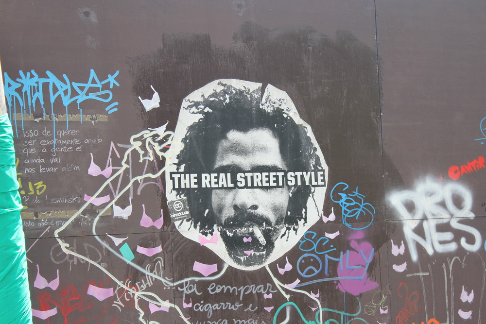 The Real Street Style? Além do grafite o que define o Street Style (Moda de Rua) brasileiro?