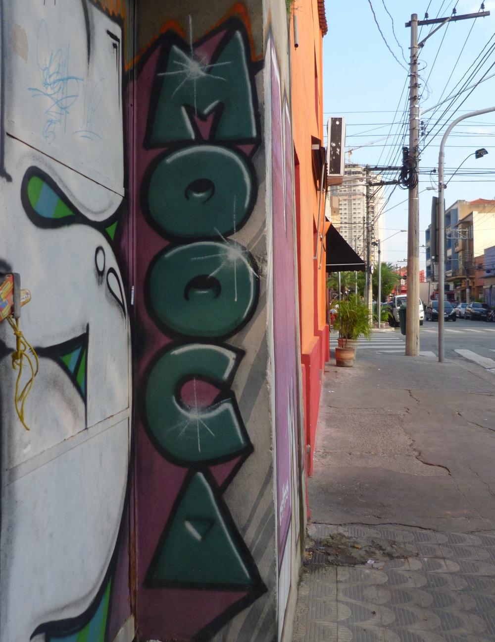A Mooca é um bairro situado na zona leste de São Paulo, os mooquenses são tão bairristas que podemos ver até nas paredes o reflexo dessa devoção. Existe algum outro bairro em São Paulo que os seus moradores são extremamente bairristas? E em outras cidades?